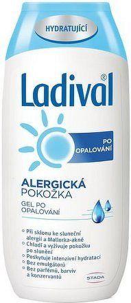 LADIVAL Apres gel po opalování alergic.kůže 200ml