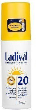 LADIVAL SPF 20 sprej ochrana proti slunci 150ml