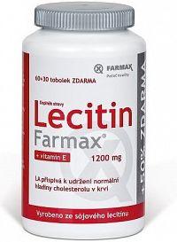 Lecitin Farmax tob.60+30 ZDARMA