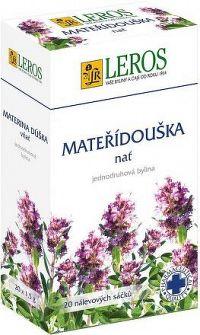 LEROS Mateřídouška nať n.s.20x1.5g