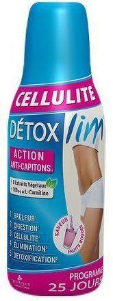 Les 3 Chênes Détoxilum Cellulite 500ml