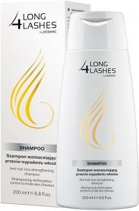Long 4 Lashes posilující šampon 200ml