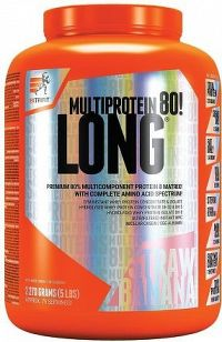 Long 80 Multiprotein 2,27 kg jahoda banán