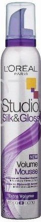 LOREAL STL Silk&Gloss Volume pěna 200ml A4760900