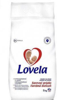 LOVELA powder color  5 kg / 40 pracích dávek