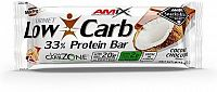 Low-Carb 33% Protein Bar - 60g - Coconut-Chocolate