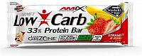 Low-Carb 33% Protein Bar - 60g - Strawberry-Bannana