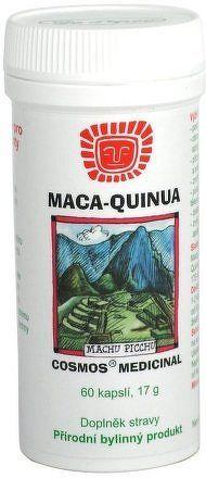 Maca Quinua cps.60 pro růst svalové hmoty Dr.Popov