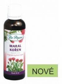Maral kořen 50ml Originální bylinné kapky Dr.Popov