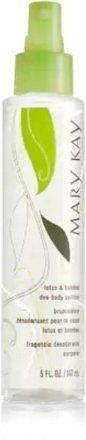 Mary Kay Tělový sprej s lotosem a bambusem 147ml