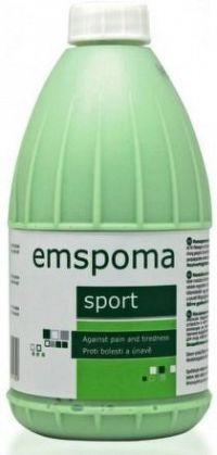 Masážní emulze Emspoma speciál Z 500ml zelená