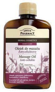 Masážní olej proti celulitidě 200ml
