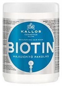 Maska na vlasy s biotinem (Biotin Beautifying Hair Mask) - Objem: 1000 ml