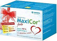 MaxiCor forte tob. 90 dárkové balení