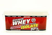 Maximum Whey Protein Isolate 92 1000g jahoda