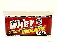 Maximum Whey Protein Isolate 92 2200g čokoláda