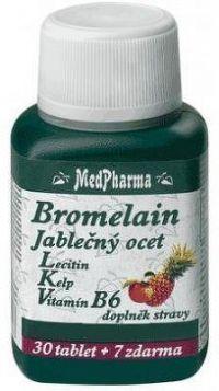 MedPh Bromelain+jabl.ocet+LKVB6 tbl.37