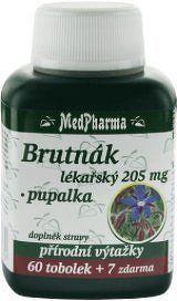 MedPh Brutnák lékař.205mg+pupalka tob.67