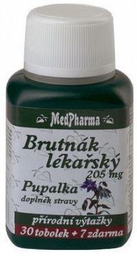 MedPharma Brutnák lékařský 205mg+pupalka tob.37