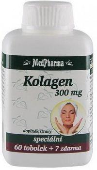 MedPharma Kolagen 300mg tob.67