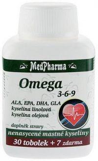 MedPharma Omega 3-6-9 tob.37