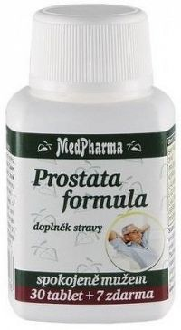 MedPharma Prostata formula tbl.37