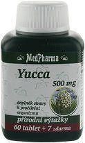 MedPharma Yucca 500mg tbl.67
