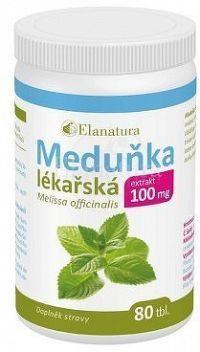 Meduňka lékařská 100mg (extrakt) - tbl.80