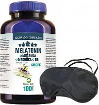 Melatonin Premium Mučenka Meduňka B6 100 tablet