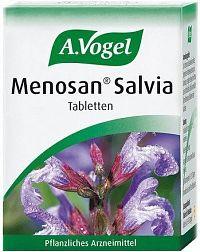 Menosan Salvia-extrakt z šalvěje (3400mg) tbl.30