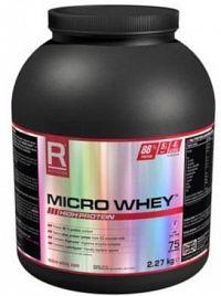 Micro Whey 2,27kg jahoda