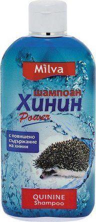 Milva Šampon chinin 200ml