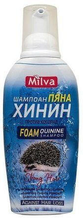 Milva Šampon chinin pěnový 200ml