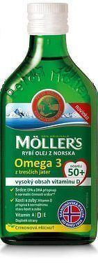 Mollers Omega 3 50+ 250ml