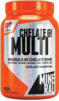 Multi Mineral Chelate 6! 90 cps