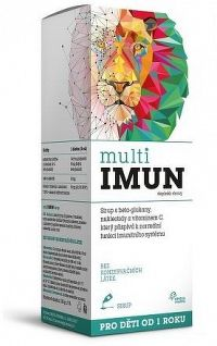 MultiIMUN sirup 150ml