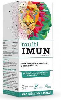 MultiIMUN Sirup 330g