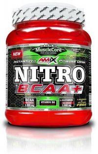 MuscleCore Nitro BCAA 500g fruit punch