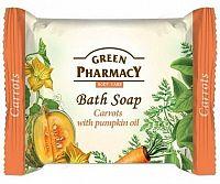 Mýdlo Mrkev s dýňovým olejem 100g