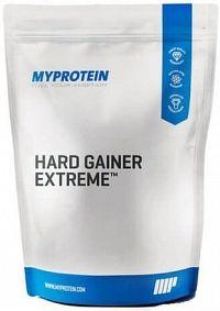 Myprotein Hard Gainer Extreme jahoda 2500 g