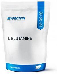 Myprotein L-glutamine bez příchutě 250 g