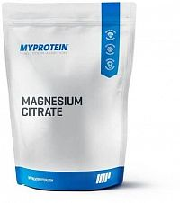 Myprotein Magnesium Citrate bez příchutě 250 g