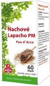 Nachové Lapacho PM (Pau d´Arco) cps.60