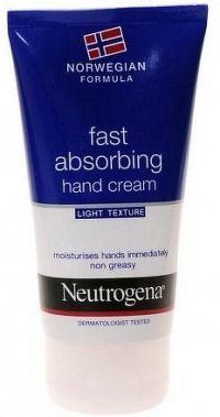 NEUTROGENA krém na ruce rychle vstřebatelný 75ml