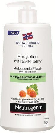 NEUTROGENA mléko těl. NordicBerry 250ml