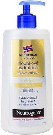 NEUTROGENA mléko tělové creamy oil 400ml