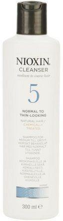 Nioxin System 5 Cleanser Čistící šampon 300 ml