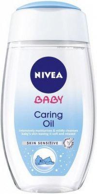 NIVEA Baby Pečující olej 200ml č.80583