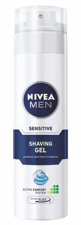 NIVEA FOR MEN hol.gel SENSITIVE 200ml č.81740