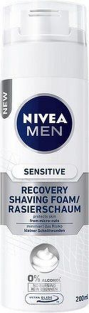 NIVEA MEN Pěna na holení Sensit.Rec.¨200ml č.88562
